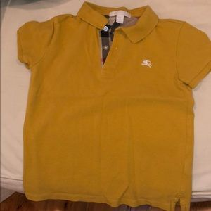 Burberry Children polo size 8Y